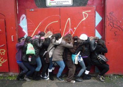 Urbane Choreografien (2011)