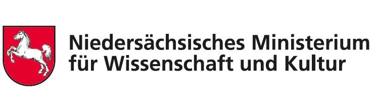 Logo Niedersächsisches Ministerium für Wissenschaft und Kultur
