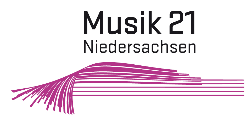 Logo Musik 21 Niedersachsen